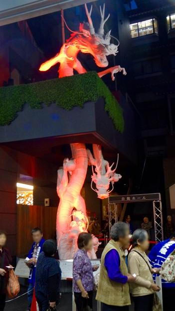 写真: 大須万松寺:龍の像に様々なエフェクト!? - 3