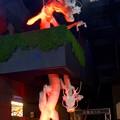 Photos: 大須万松寺:龍の像に様々なエフェクト!? - 6