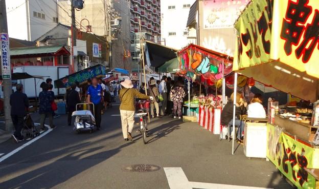 大須赤門ニッパチ祭 2018年4月 No - 16:大勢の人で賑わう赤門通り