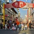 大須赤門ニッパチ祭 2018年4月 No - 17:大勢の人で賑わう赤門通り