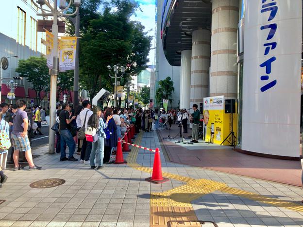 栄ミナミ音楽祭 2018 No - 39:大津通電気ビル前会場