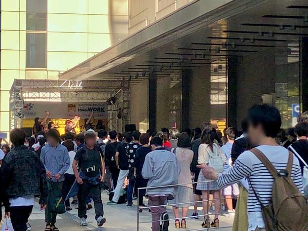 栄ミナミ音楽祭 2018 No - 42:松坂屋名古屋店横会場