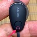 写真: ソニーのワイヤレスイヤホン「WI-SP600N」 - 42:マイクの位置