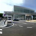 写真: JR春日井駅南口のパノラマ(2018年5月26日) - 2
