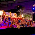 沢山の人で賑わってた夜の名古屋ハワイフェスティバル 2018の会場 - 13
