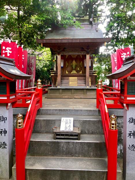 挙母神社 No - 30:子守稲荷