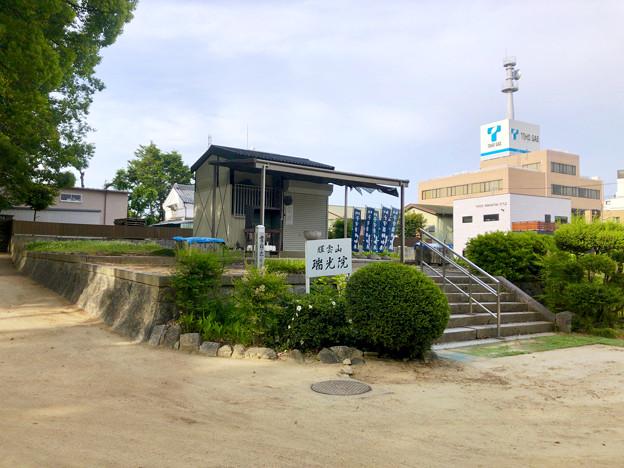 挙母神社 No - 43:瑞光院
