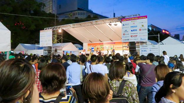 タイフェスティバル名古屋 2018:とても盛り上がっていたタイの人気歌手「STAMP」のライブ - 9