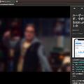 写真: Vivaldi 1.16.1195.3:タブタイリングの幅変更(NetflixとPocket)