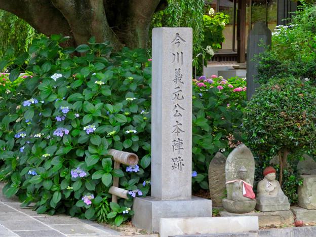 高徳院 No - 19:今川義元本陣跡
