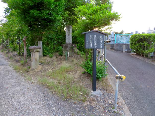 高徳院 No - 43:松井宗信の墓