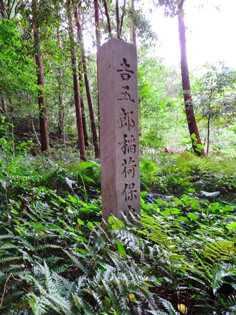 吉五郎稲荷 - 2