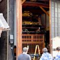 写真: 有松絞りまつり 2018 No - 217:解体終了し蔵に収納された山車