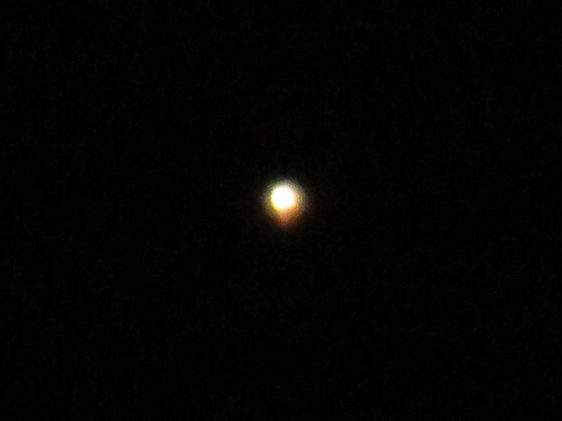 SX730 HSで撮影した火星 - 1