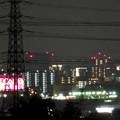 桃花台から見た夜の名港中央大橋(名港トリトン) - 5