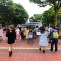 久屋大通公園:希望の広場で珍しくやってたアイドル(?)のイベント - 1