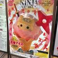 写真: 金シャチ横丁:宗春ゾーンで売ってる人気の「忍者アイス」(くノ一バージョン) - 1