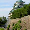 名古屋城:石垣調査用の足場を設置?(2018年6月17日) - 36