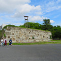 名古屋城:東門近くに作られてた櫓(?) - 4