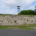 Photos: 名古屋城:東門近くに作られてた櫓(?) - 6