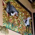 Photos: 名古屋城本丸御殿 - 46:欄間のツル