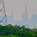 Photos: 桃花台から見た名古屋テレビ塔とNTTドコモ名古屋ビル - 2