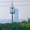 Photos: 桃花台から見たザ・シーン城北