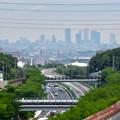 Photos: 桃花台から見た名駅ビル群 - 4