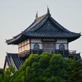 夕暮れ時の犬山城 - 1
