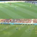 写真: Vivaldi:タブタイリングで2つのワールドカップ動画を同時視聴! - 6(上下表示、UI非表示)