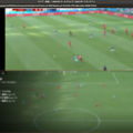 写真: Vivaldi:タブタイリングで2つのワールドカップ動画を同時視聴! - 8(マルチアングル同時視聴)