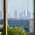 フレッシュパーク展望台から見た名駅ビル群 - 2