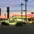 Photos: 春日井市西山町に妖しげな塔!?(たぶん携帯の電波塔) - 1