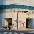 改装中だった名古屋パルコ西館(2018年7月16日、注:営業中) - 4