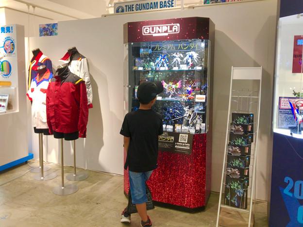 名古屋パルコで開催されてたガンプラ展「THE GUNDAM BASE TOKYO POP-UP in NAGOYA」 - 14
