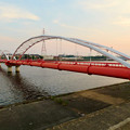 Photos: 天白川に架かる水道橋? - 1