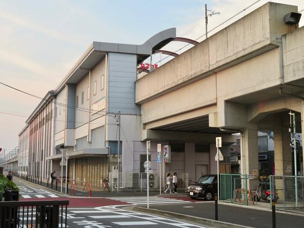 名鉄常滑線 柴田駅 - 1