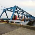Photos: 名鉄常滑線 天白川橋りょう - 3