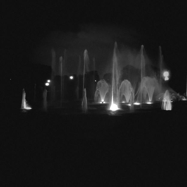 SX730HS:クリエイティブショットで撮影した写真 - 47(落合公園水のイルミネーション)