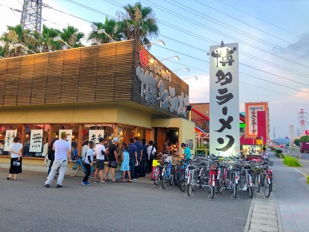 鶴亀堂:替玉無料感謝祭で沢山のお客さん!! - 1