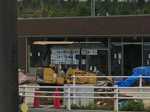 国道155号の新大草橋西交差点にファミマが建設中!9月オープン! - 3