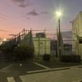 建て替え工事中(?)の朝宮公園のプール - 3