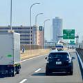 名古屋高速から見たザ・シーン城北 - 2
