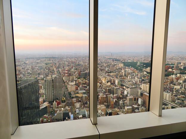 ミッドランドスクエア41階から見た景色 - 1:北側