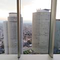 ミッドランドスクエア41階から見た景色 - 5:セントラルタワーズ