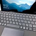 Photos: 店頭展示が始まったばかりの「Surface Go」 - 6:キーボード
