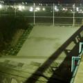 Photos: 桃花台線の旧車両基地進入高架撤去工事(2018年8月7日):この区間の工事は終了? - 3