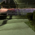 Photos: 桃花台線の旧車両基地進入高架撤去工事(2018年8月7日):この区間の工事は終了? - 5