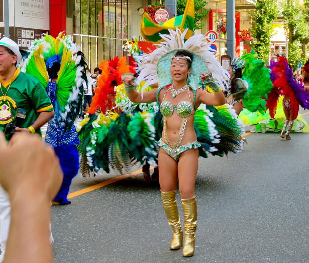 大須夏まつり 2018:サンバパレード No - 35
