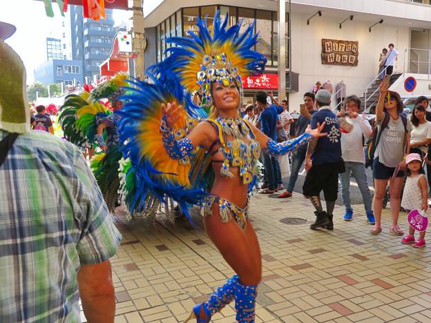 大須夏まつり 2018:サンバパレード No - 39